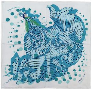 Hola Flamenca - White Turquoise - EXCWCT - 1410312303