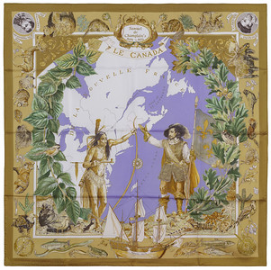 Samuel de Champlain - Gold Light blue - EXCWCT - 1409232258