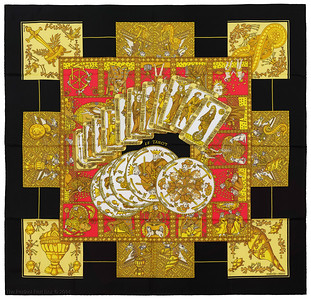 Tarot - Black Gold Red - MCWCT - 1405011508
