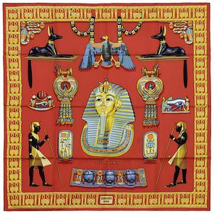 Tutankhamun - Red Gold Blue - EXCWCT - 1409222246