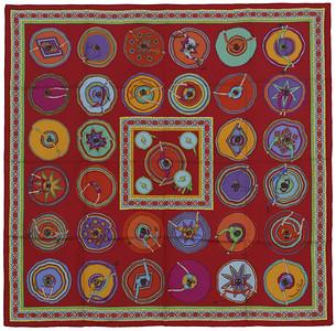 Belles du Mexique - Red - EXCWCT - 1411110009