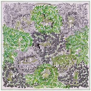 Promenade de Platon - Blanc Vert Gris - NWST - 1601181420