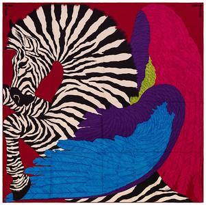 Zebra Pegasus - CS140 - Burgundy Purple Blue - NWCTS - 1603012016