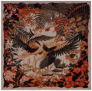 Flamingo Party - CS140 - Natural Coral Black - NWCTS - 1604041321