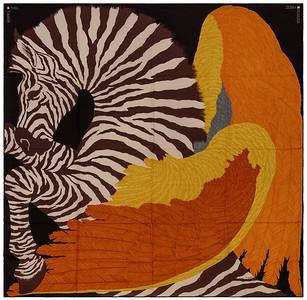 Zebra Pegasus - CS140 - Black Orange Brown - NWCTS - 1608222239