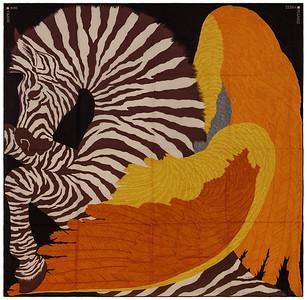 Zebra Pegasus - CS140 - Black Orange Brown - NWCTS - 1608222159