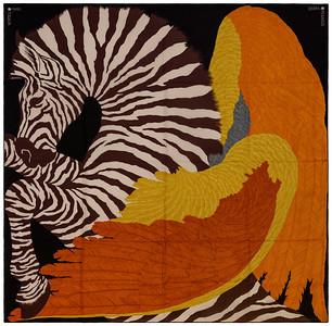 Zebra Pegasus - CS140 - Black Orange Brown - NWCTS - 1608222146
