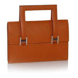 Hermes Pochette 360 Brown