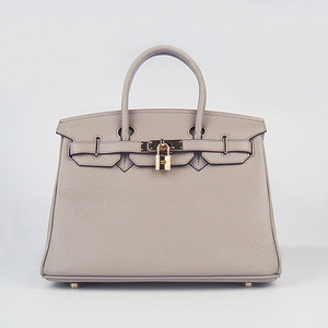 birkins 30 grey gold hardware