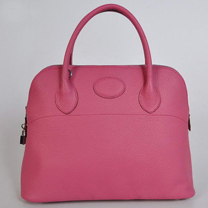 Hermes Bolide Pink W37 x H27 x D14cm