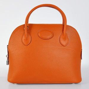 Hermes Bolide 31CM Orange W31 x H23 x D13cm