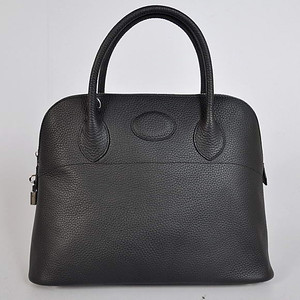 Hermes Bolide Black W37 x H27 x D14cm