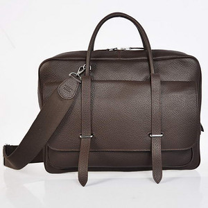 Hermes dark brown steve 38 x 29 x 13 cm