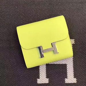 Constance wallet green