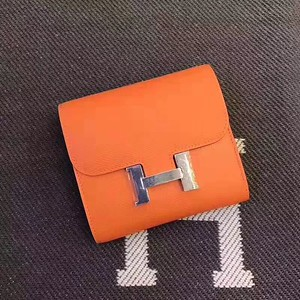 Constance wallet orange