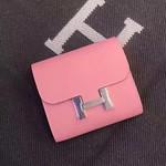 Constance wallet pink