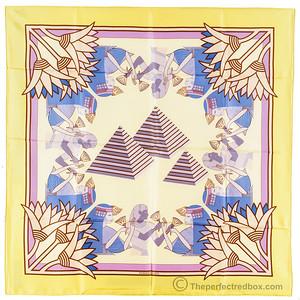 Papyrus - Pyramids - Yellow GVC Rare - 1206200209