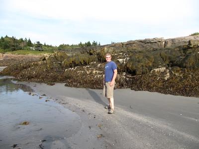 Mike at Lagoon Beach