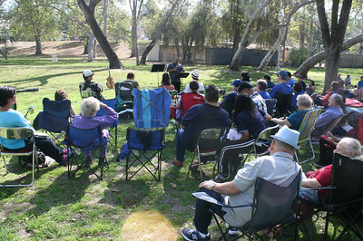 HERMON CHURCH OUTDOOR SERVICE & POTLUCK @ HERMON PARK • 02.16.14