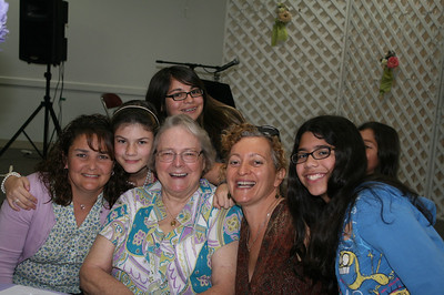 MOTHER'S DAY LUNCHEON • 05.26.12