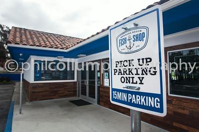 Hermosa Beach Fish Shop