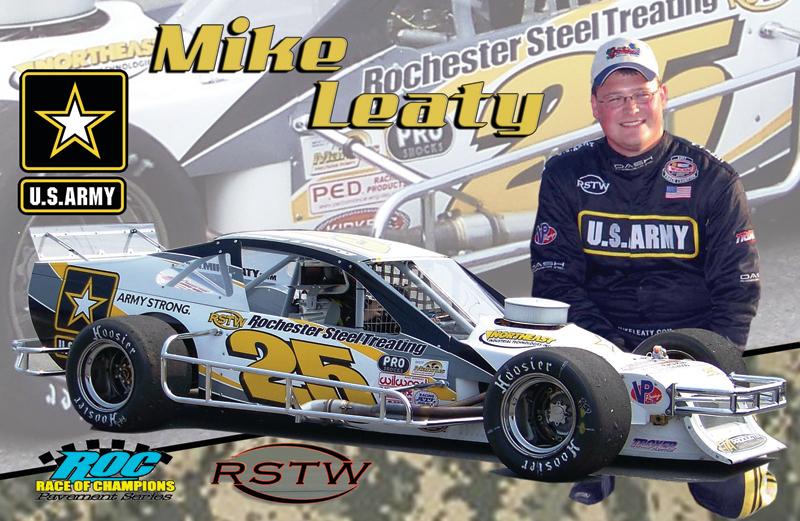Mike Leaty