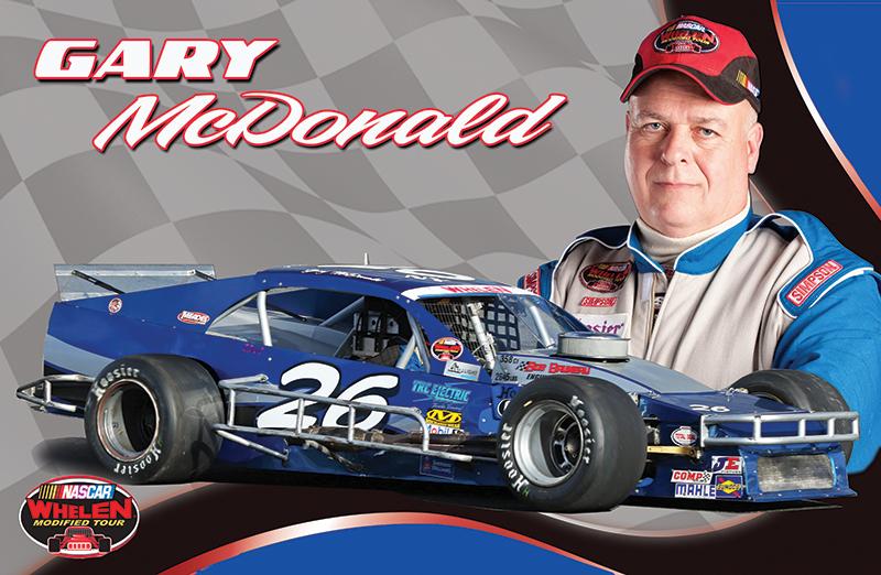 Gary McDonald Hero Card