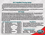 Modified Touring Series Hero Card-back side