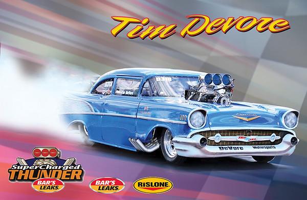 Tim Devore Hero Card