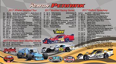 Rowan Pennink Hero Card - back side