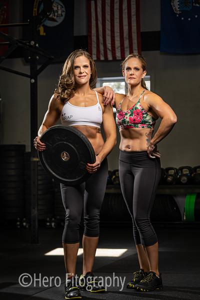 Rachael & Renee Crossfit-00916
