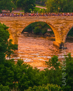 July 4th 2018 - Stone Arch Bridge