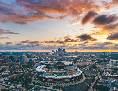 TCF Bank Stadium - University of Minnesota - Home of the Gophers
