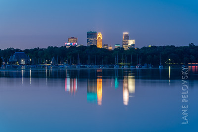 Lake Harriet - Dusk