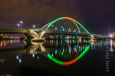 Make Music Day - Lowry Ave Bridge