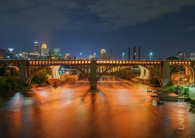 Make Music Day - Mississippi - 35W Bridge