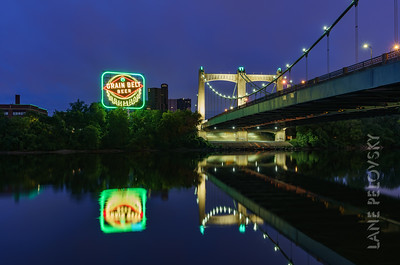 Grain Belt Reflections