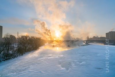 Mississippi Polar Vortex - January 2019