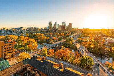 Fall in Minneapolis