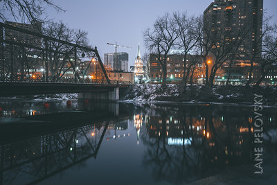 St. Anthony Main Winter