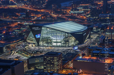 Minneapols - US Bank Stadium