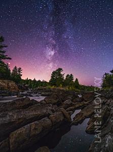 Jay Cooke Milky Way