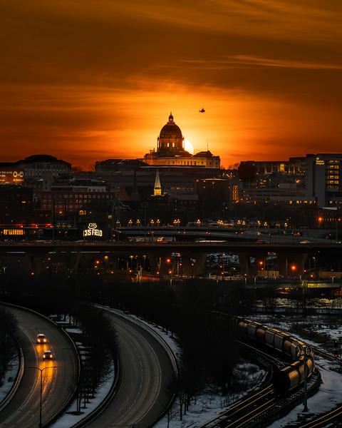 Golden Capitol