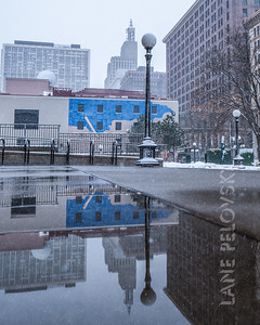 Union Depot Reflections