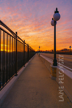 High Bridge Sunset
