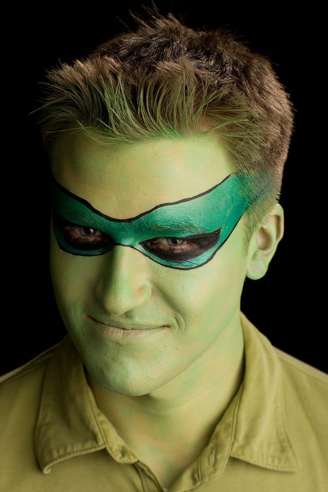 """Oliver as """"Leonardo"""" From Teenage Mutant Ninja Turtles"""
