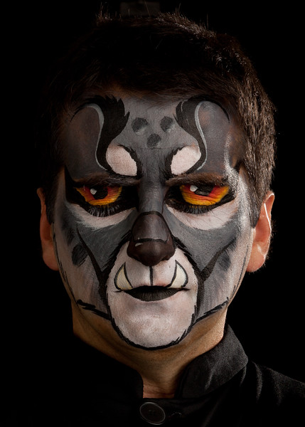 "Hikmet as ""Tai Lung"" in Kung Fu Panda"