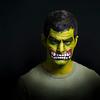 "Josh Mercer as ""The Incredible Hulk"""