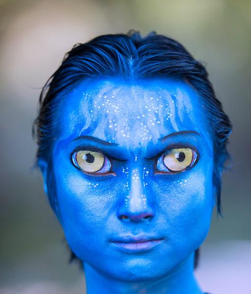 Bobby as an Avatar