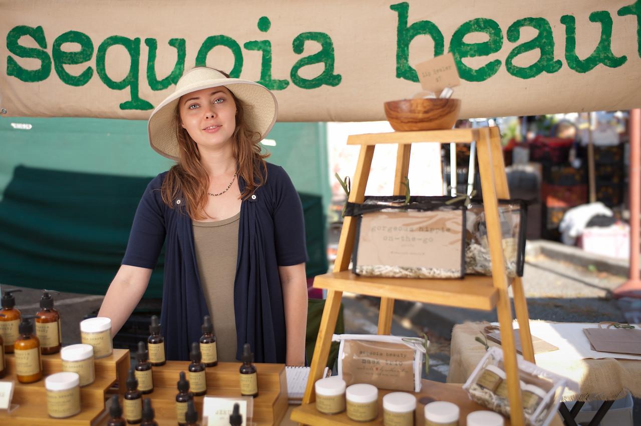 """Laurel Shaffer of Sequoia Beauty in San Rafael.<br /> <br />  <a href=""""http://www.sequoiabeauty.com"""">http://www.sequoiabeauty.com</a>"""